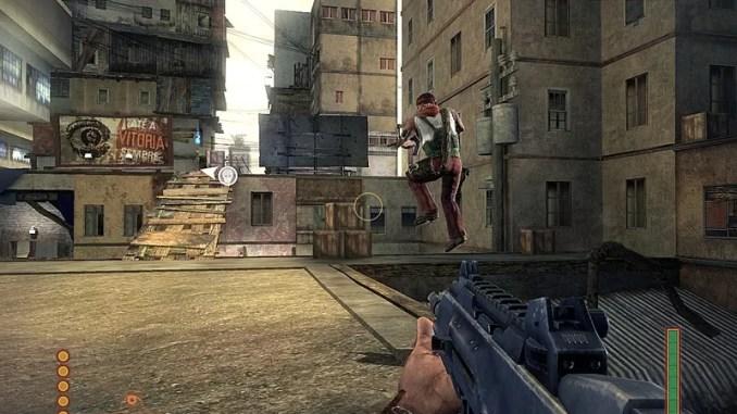 Shadowrun ScreenShot 3