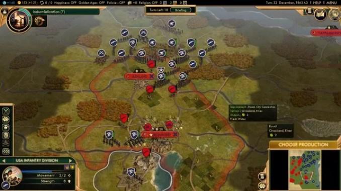 Sid Meiers Civilization V Brave New World ScreenShot 1