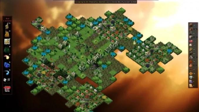 Skyward Collapse ScreenShot 1
