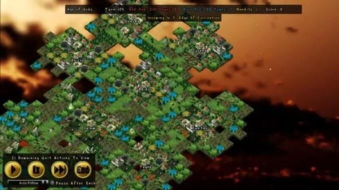 Skyward Collapse ScreenShot 3