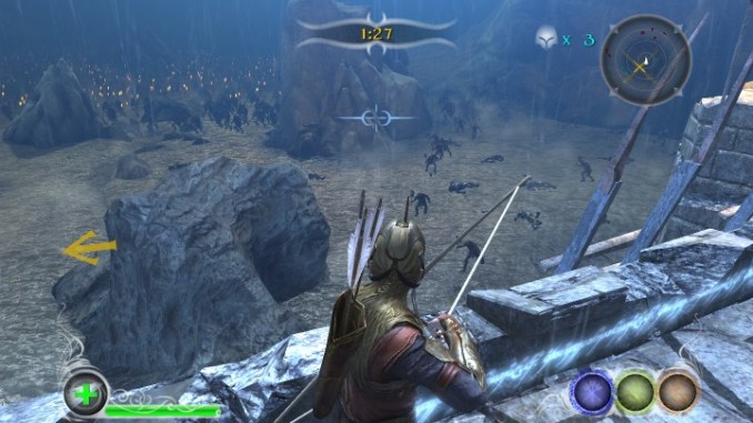 The Lord of the Rings Conquest Game ScreenShot 3