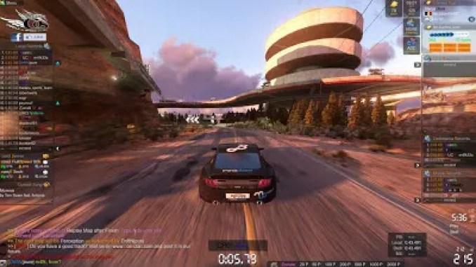 TrackMania 2: Canyon ScreenShot 1