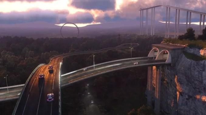 TrackMania 2 Valley ScreenShot 1