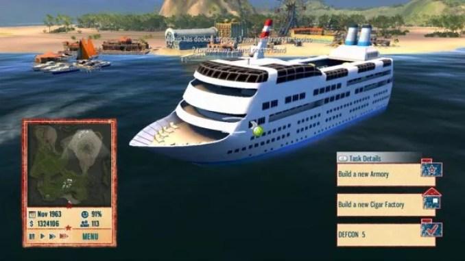 Tropico 4 ScreenShot 1