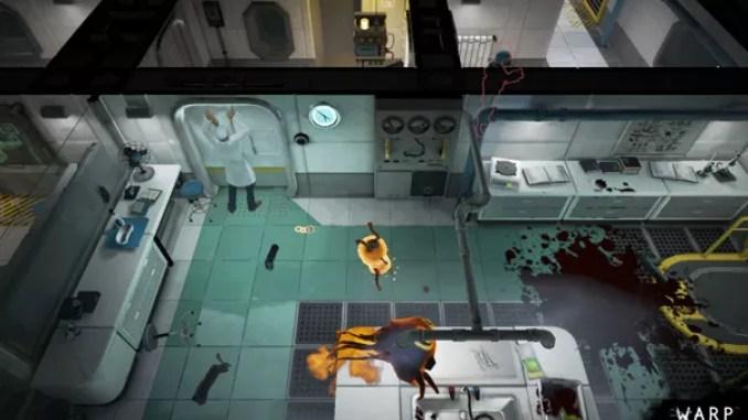 Warp (2012) ScreenShot 1