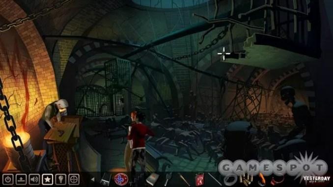 Yesterday 2012 ScreenShot 1