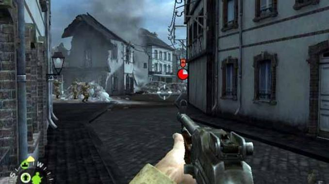 Brothers in Arms Earned in Blood ScreenShot 1