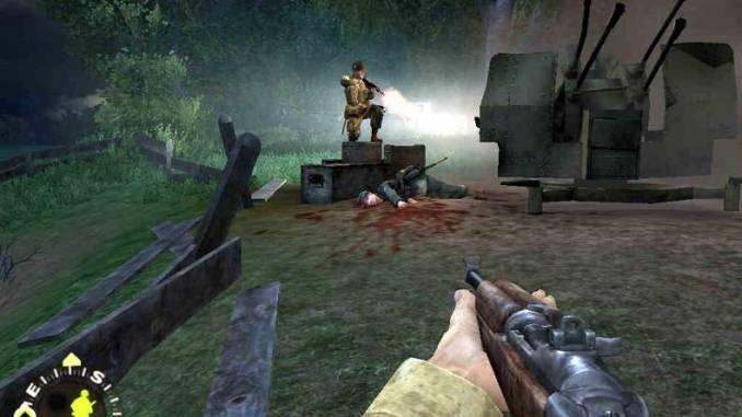 Brothers in Arms Earned in Blood ScreenShot 2