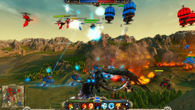 Divinity Dragon Commander ScreenShot 2