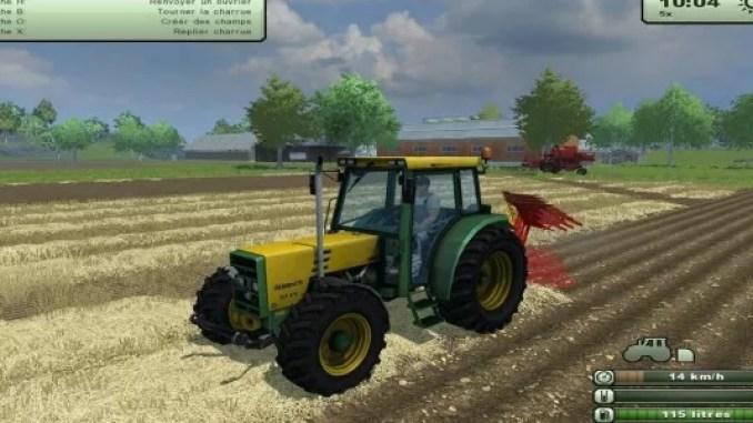 Farming Simulator 2013 ScreenShot 1