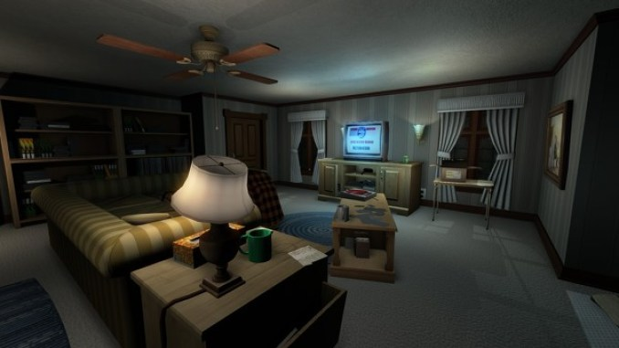 Gone Home ScreenShot 2