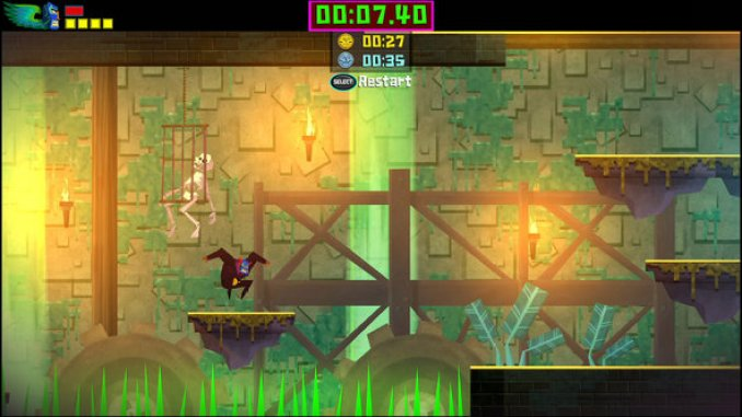 Guacamelee! Gold ScreenShot 1
