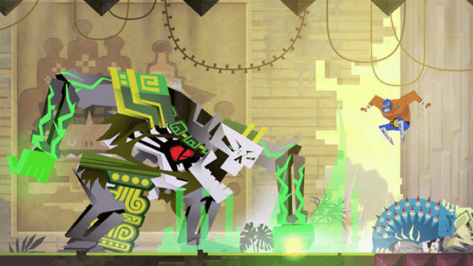 Guacamelee! Gold ScreenShot 3