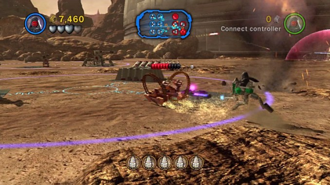 Lego Star Wars III The Clone Wars ScreenShot 1