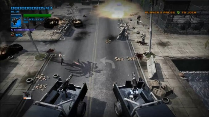 Narco Terror ScreenShot 1