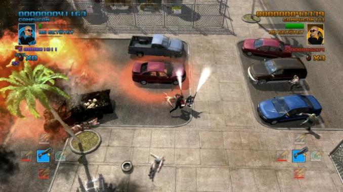 Narco Terror ScreenShot 3