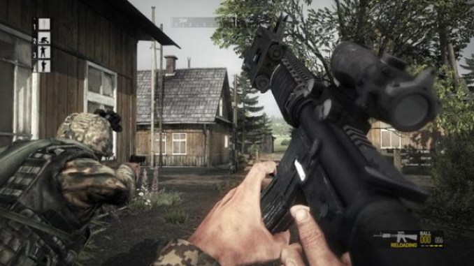Operation Flashpoint Dragon Rising ScreenShot 1