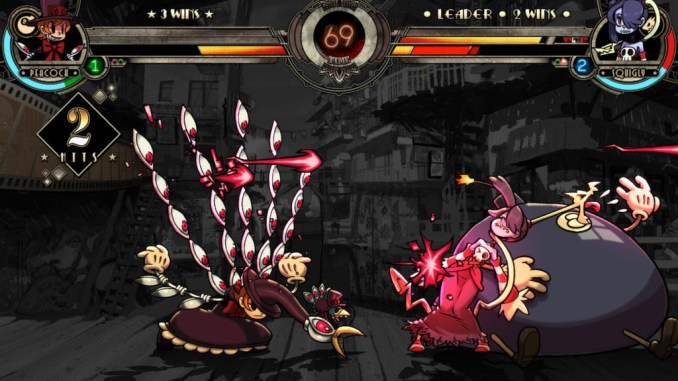 Skullgirls ScreenShot 3