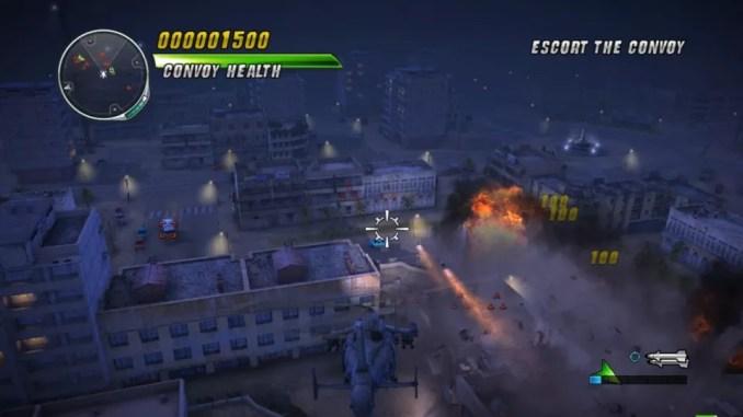 Thunder Wolves ScreenShot 3