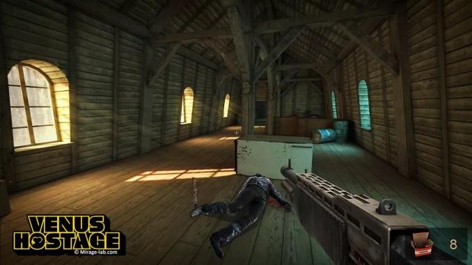 Venus Hostage ScreenShot 1