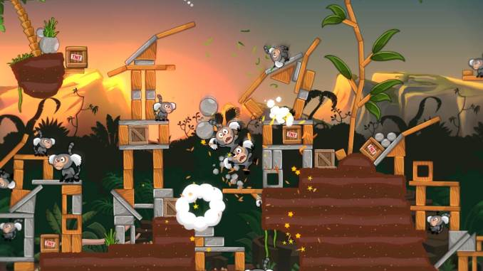 Angry Birds All Games Collection ScreenShot 3