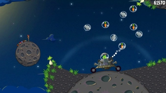 Angry Birds All Games Collection ScreenShot 4
