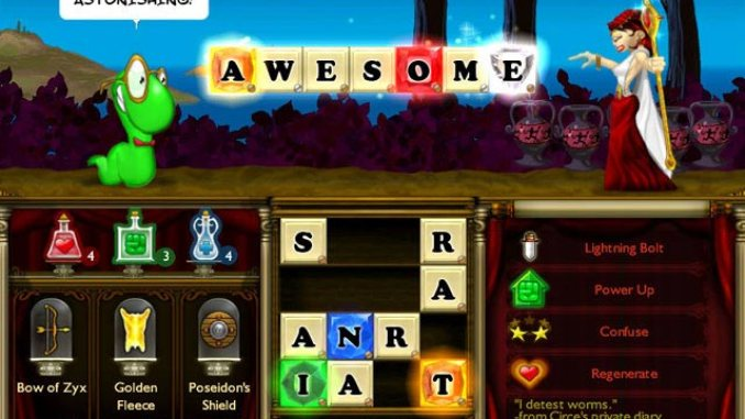 Bookworm Adventures Vol. 1 ScreenShot 1