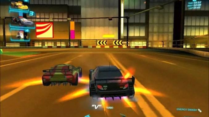 Cars 2 The Video Game ScreenShot 3