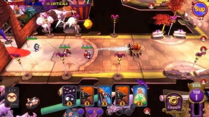 Dungeonland ScreenShot 1