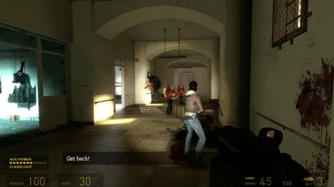 Half-Life 2 Episode One ScreenShot 2