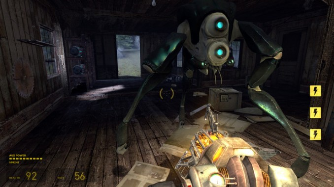 Half-Life 2 Episode Two ScreenShot 1