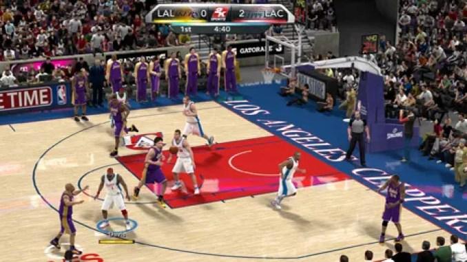 NBA 2K10 ScreenShot 2