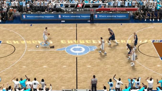 NBA 2K9 ScreenShot 1