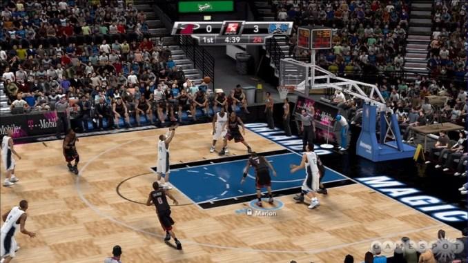 NBA 2K9 ScreenShot 2
