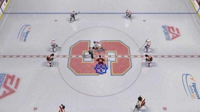 NHL 07 ScreenShot 1