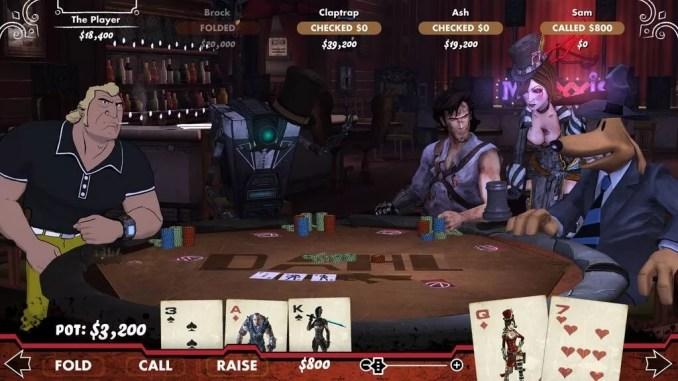 Poker Night 2 ScreenShot 2