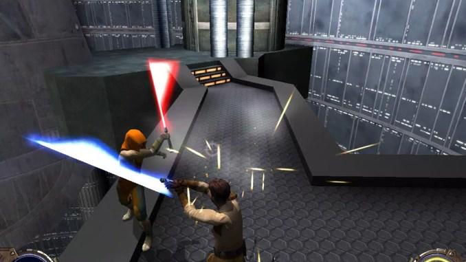 Star Wars Jedi Knight-Jedi Academy ScreenShot 1