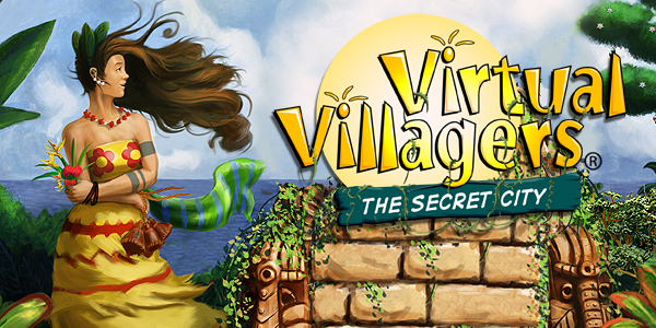 Virtual Villagers 3 -The Secret City Free Game Download
