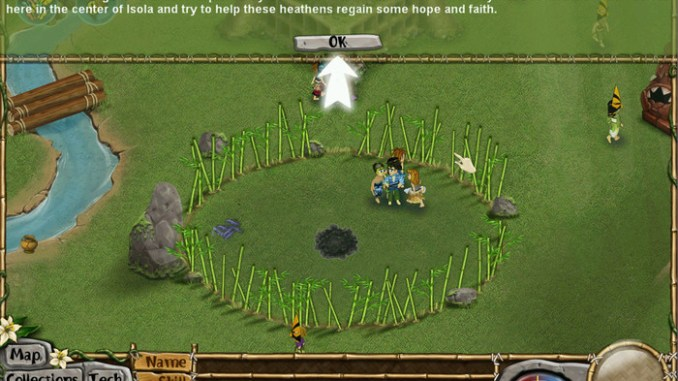 Virtual Villagers 5 - New Believers ScreenShot 3