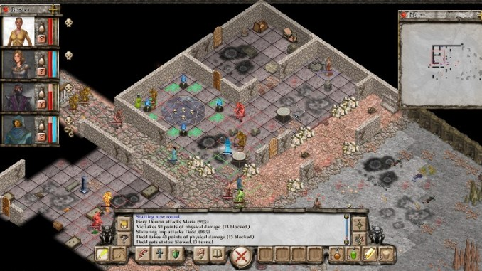 Avernum Escape from the Pit ScreenShot 1