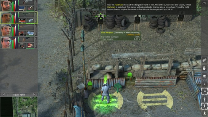 Jagged Alliance Back in Action ScreenShot 2
