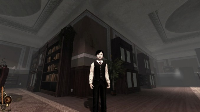 Lucius Game ScreenShot 2