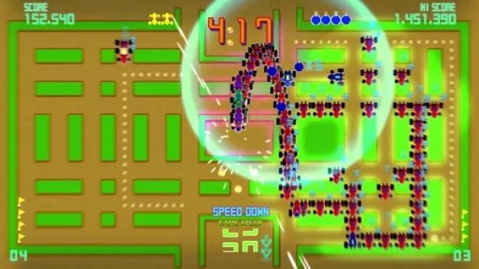 Pac-Man Championship Edition DX ScreenShot 1