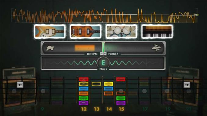 Rocksmith 2014 Game ScreenShot 3