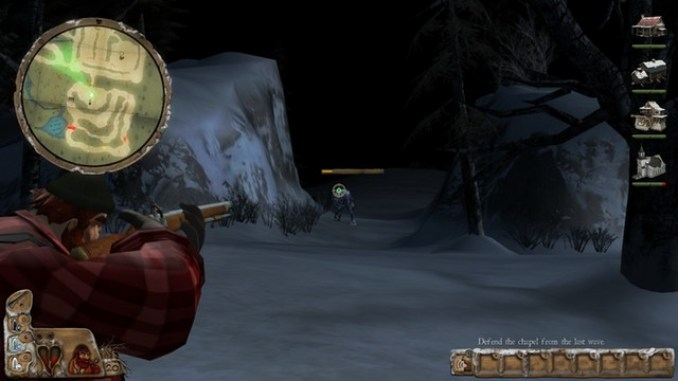 Sang-Froid Tales of Werewolves ScreenShot1