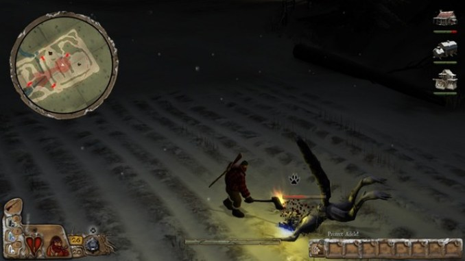 Sang-Froid Tales of Werewolves ScreenShot2