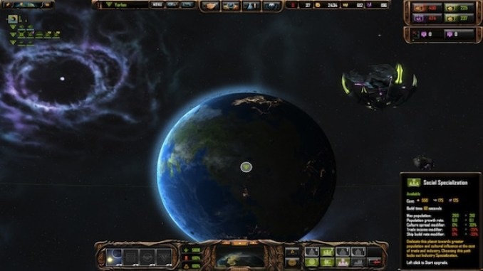 Sins of a Solar Empire Rebellion ScreenShot 2