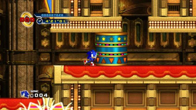 Sonic the Hedgehog 4 Episode I ScreenShot 2