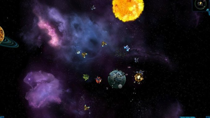 Space Rangers HD A War Apart ScreenShot 1