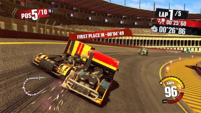 Truck Racer ScreenShot1